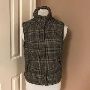 Forever 21 Tweed Vest